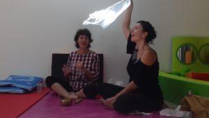 Catherine Veth et Angéline Mère