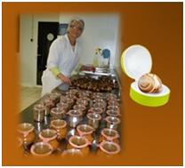 Fomel : Valérie DEVIF a créé l'Escargotière du Lys, entreprise d'élevage et de transformation d'escargots à La Mure.