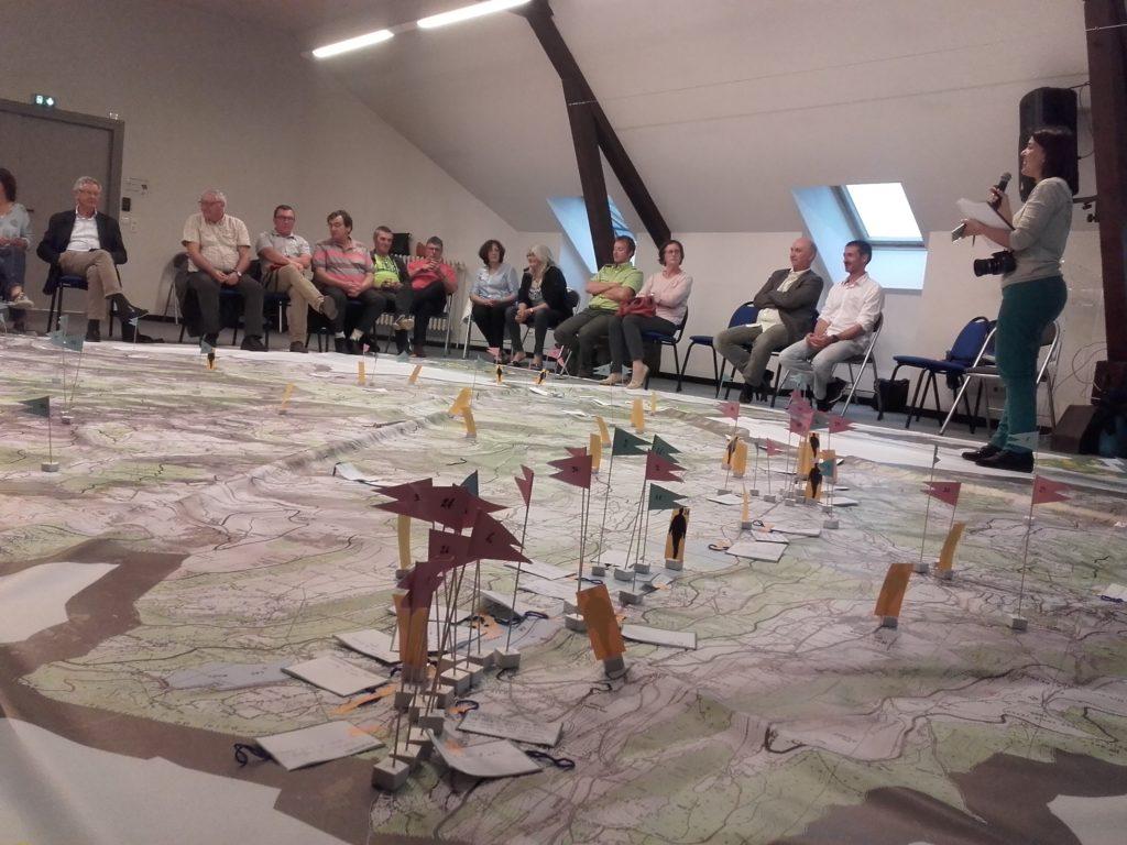 Réunion Plan paysage à la CCM
