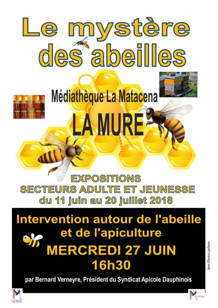 Intervention sur les abeilles à la matacena