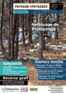 """Paysage>Paysages opération """"nettoyage de printemps"""""""