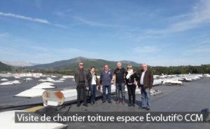 Visite fin de travaux Evolutif