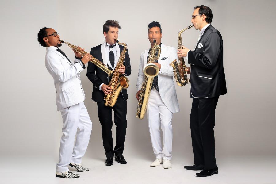 Le Quatuor de Saxophones Ellipsos