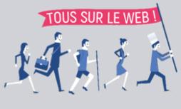 Organisation touristique avec Tous sur le Web, dispositif d'accompagnement des acteurs touristiques