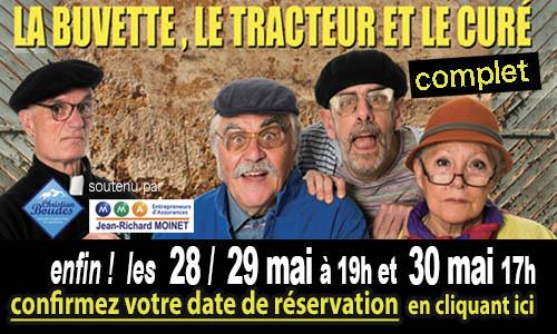 LMCT : «La buvette, le tracteur et le curé»
