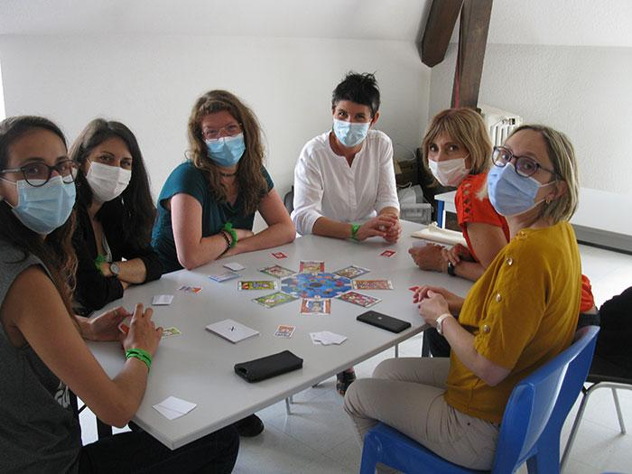 SCIC : Journée pédagogique à la CCM