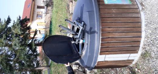un trampoline dans le molok®