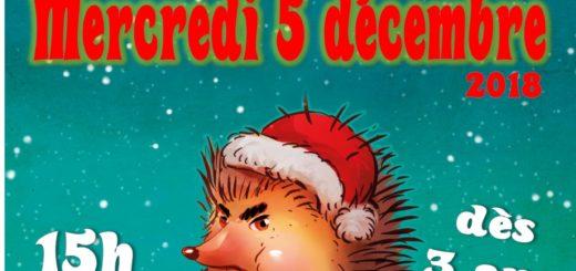 Cie Merlenchanteuse J'aime pas Noël