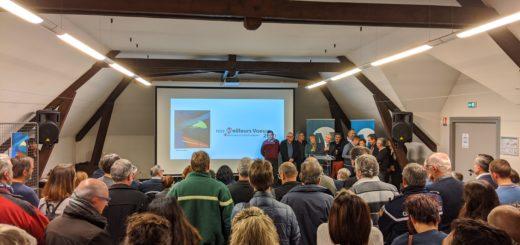 Présentation des vœux 2020 à la Communauté de Communes de La Matheysine